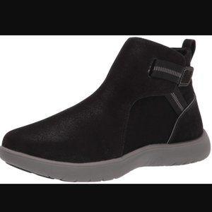 Clarks Adella Cove Black Boot